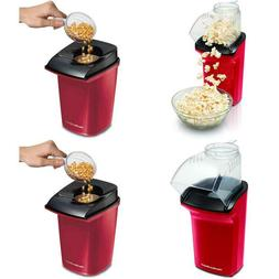 Electric Hot Air Popcorn Popper, Healthy Snack, Makes Up To