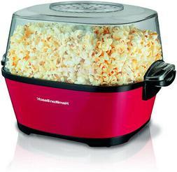 Hamilton Beach Electric Hot Oil Popcorn Popper, Healthy Snac