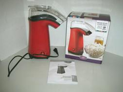 Electric Popcorn Popper Hot Air Kernels Maker Portable Table