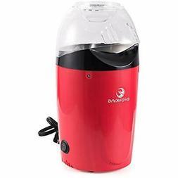 everking hot air popcorn popper mini electric