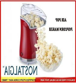 Excelvan Hot Air Popcorn - Electric popcorn maker -16 cups,