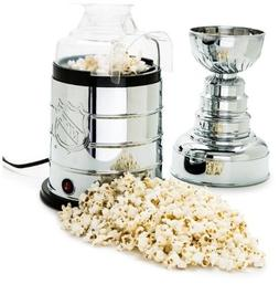 Fast Hot Air Popcorn Popper NHL League Logo Stanley Cup Deli