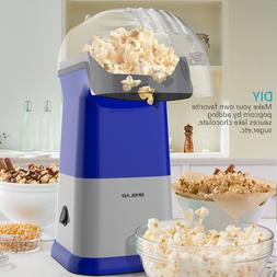 OPOLAR Fast Hot Air Popcorn Popper ,No Oil Popcorn Maker Mac