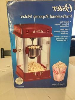 Oster FPSTPP7310WM-NP Professional Popcorn Maker Brand New