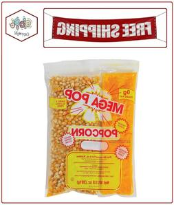 Gold Medal Mega Pop Popcorn Kit
