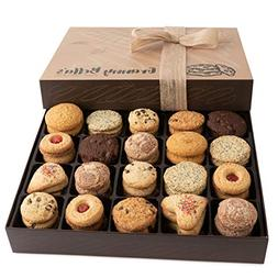 Granny Bella's Cookie Gift Baskets, 52 Gourmet Handmade Cook