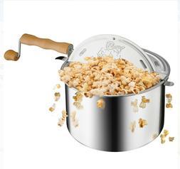 Great Northern Popcorn Original Spinner Stovetop 6 1/2 Quart