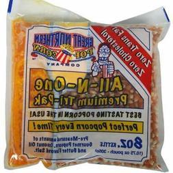 Great Northern Popcorn Portion Premium Pack 8 Oz Case Of 24