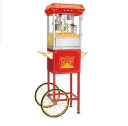 Great Northern Popcorn's Good Time 8-oz Popcorn Machine wi