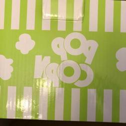 Ecolution Healthy Micro-Pop Microwave Popcorn Popper 3 QT Li