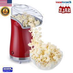 Hot Air Pop Popcorn Machine Popper Maker Mini Tabletop Party