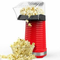 Hot Air Popcorn Maker Popcorn Machine 1200W Popcorn Popper w