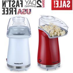 Excelvan Hot Air Popcorn Popper Maker Machine Make Tools DIY