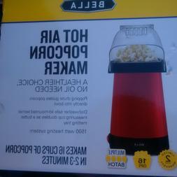 BELLA Hot Air Popcorn Popper Maker  BRAND NEW & SEALED