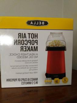 Bella Hot Air Popcorn Popper Maker Model 14604 ~ NEW IN BOX