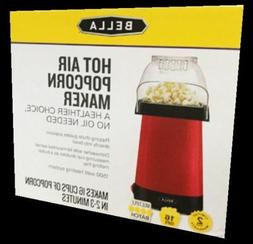 BELLA Hot Air Popcorn Popper Maker  BRAND NEW & SEALED