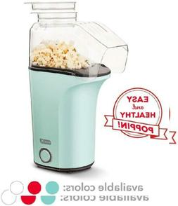 Hot Air Popcorn Popper Maker with Measuring Cup to Portion P