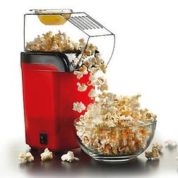 HOT AIR TABLE TOP ELECTRIC POP CORN MAKER MACHINE WITH BUTTE
