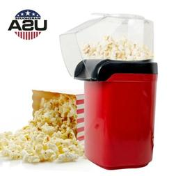 Household MINI Automatic Popcorn Machine Gift for Kids 1200W