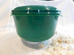 Kernel Katcher Popcorn Bowl - Green