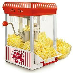 Nostalgia Electrics Kettle Hot Machine Vintage Popcorn Poppe