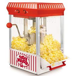 Nostalgia Electrics Kettle Popcorn Popper, 1 ea