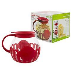 Ecolution Kitchen Extras 1.5-Quart Glass Popcorn Popper - Pr