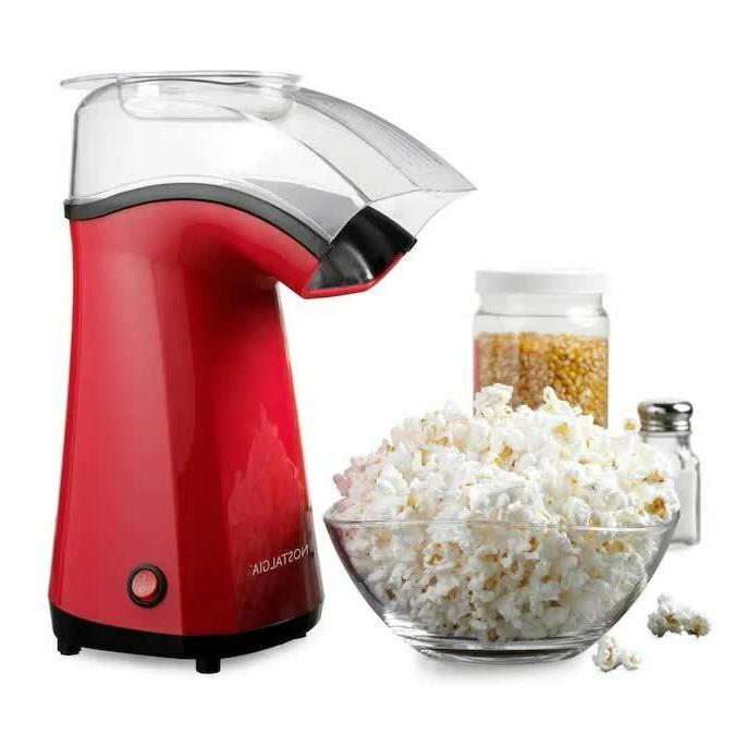 0 5 cup tabletop electric popcorn popper