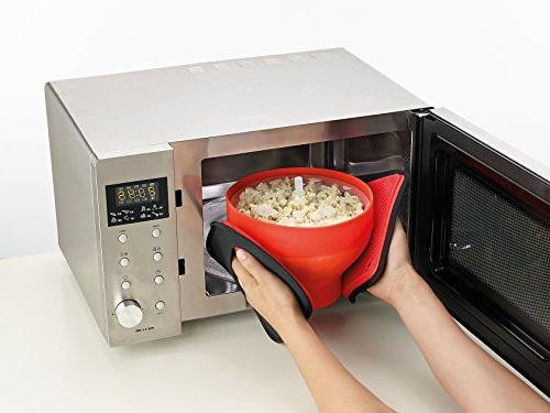 """Lekue 0200226N05M017 Microwave Maker, 7.5"""","""