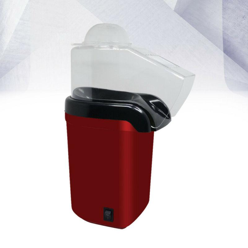 16-Cup Home Air Pop Popcorn Machines Popper Maker Mini Table