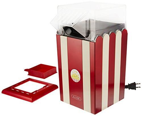 BELLA 13554 Popcorn Red White