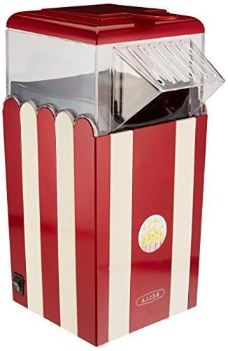 BELLA Popcorn Red and White