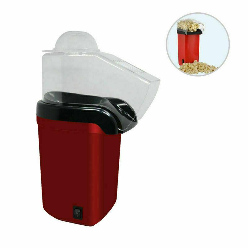 1200W Air Popcorn Maker Mini Party Snack Home US