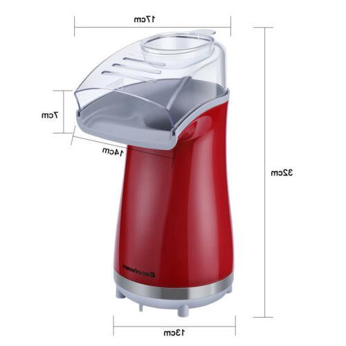 Hot Popper Maker Making Machine 16 Cups