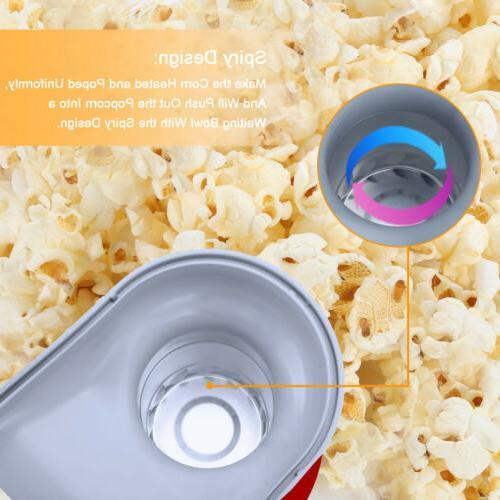 Excelvan Home Kitchen Popcorn & Cup Removable US