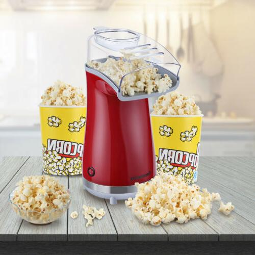 16-Cup Hot Popcorn Home Party Snack