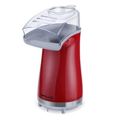 Electric Popper Machine Cups Capacity