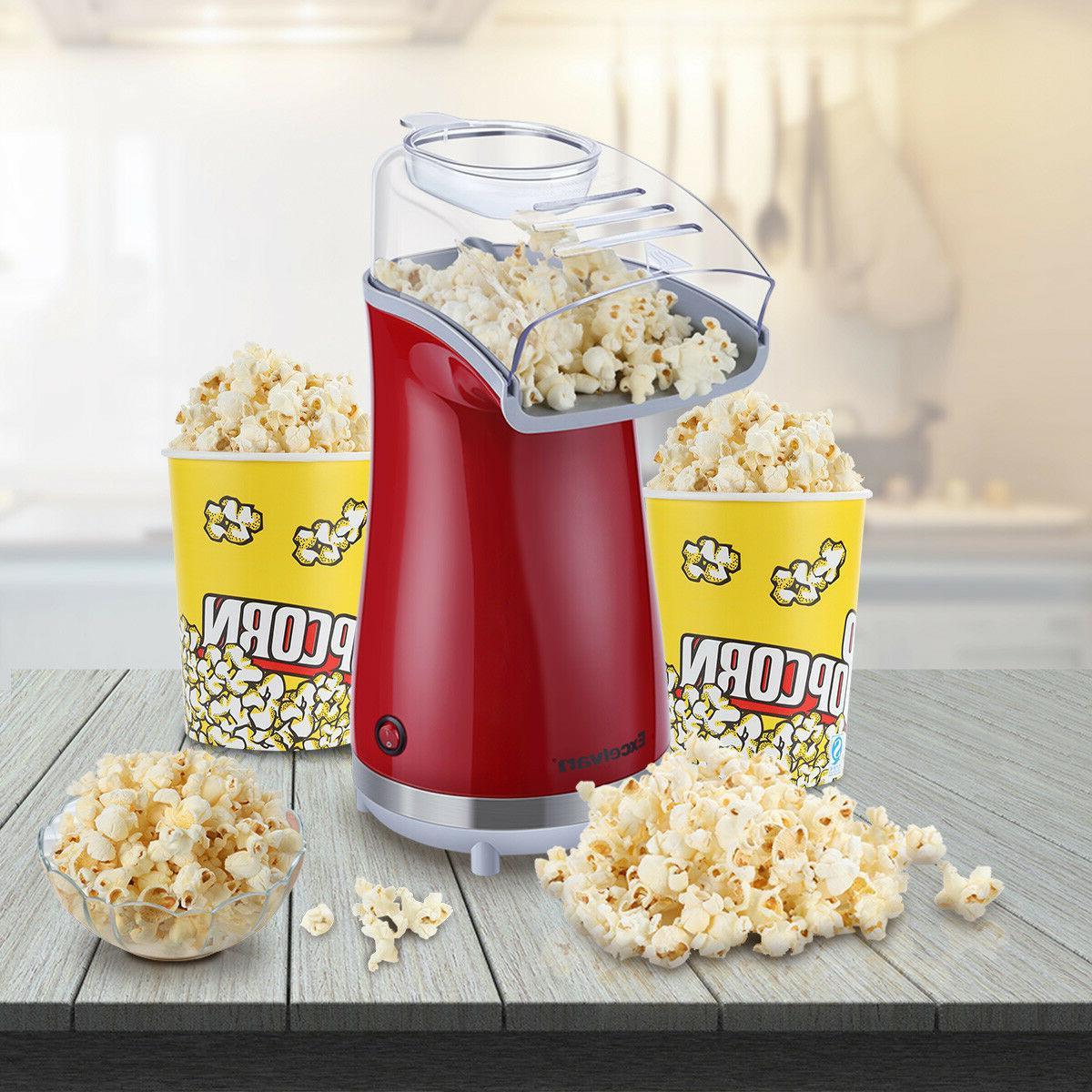 16 Cups Popcorn w/ Snack