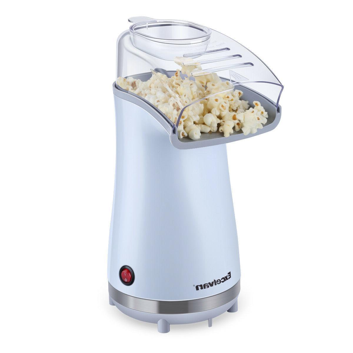 16 Cups Popcorn Popcorn Popper w/ Home Snack