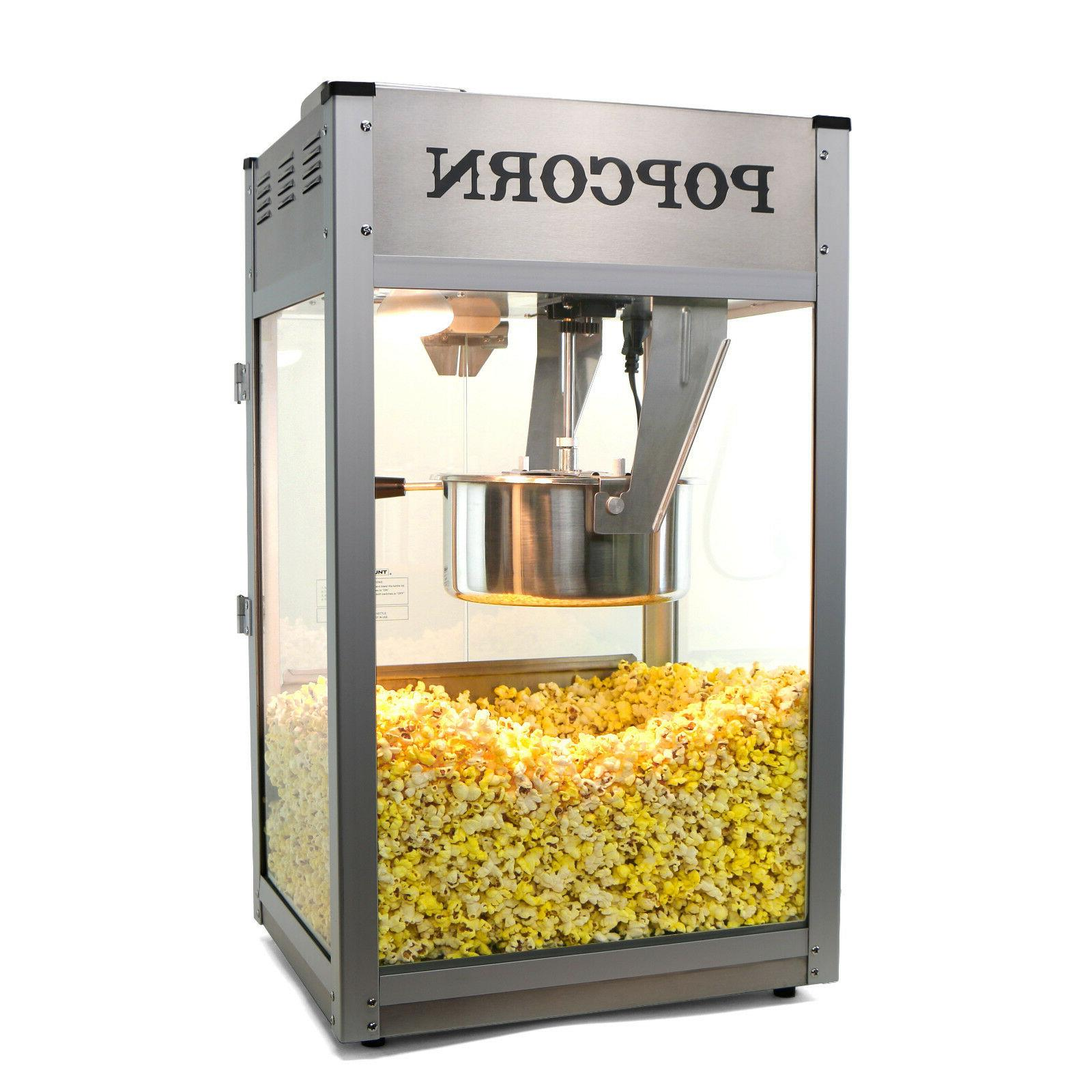 Paramount 16oz Popcorn Maker Machine - oz