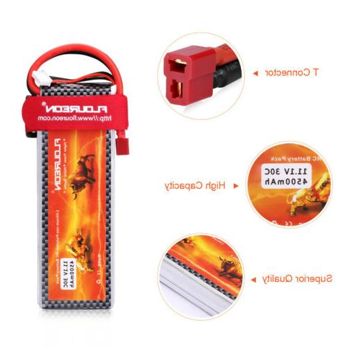 30C T Plug Battery for RC Car Truck Boat