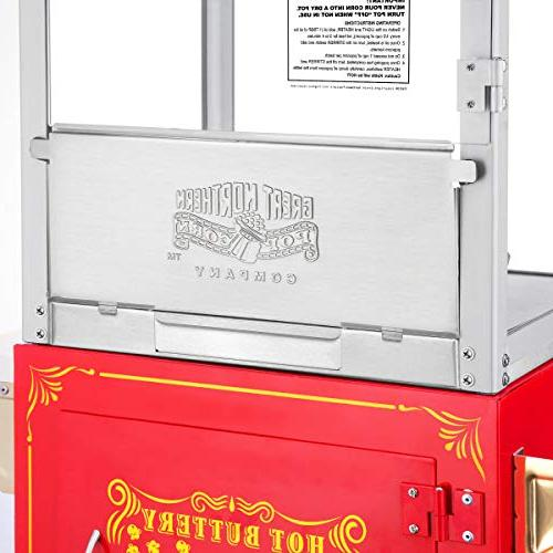 5815 Great Popcorn Red Popper Machine Ounce