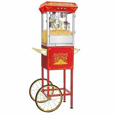 5815 Great Northern Popcorn Red Good Time Popcorn Popper Mac