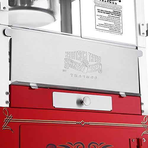 6040 Popcorn Popper Machine Cart,