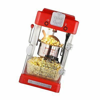 6074 Great Northern Popcorn Machine Pop Pup Retro Style Popc