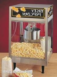 Nemco 6440 Countertop Popcorn Machine, Electric Popcorn Popp