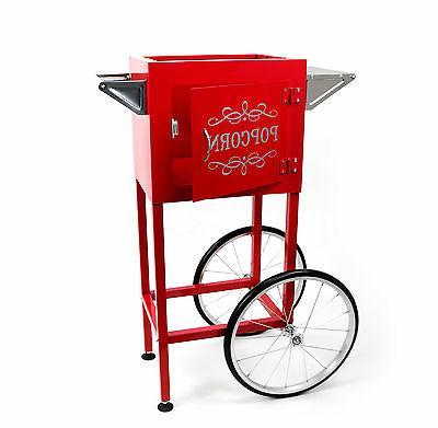 Paramount Popcorn Machine Cart / Trolley Section