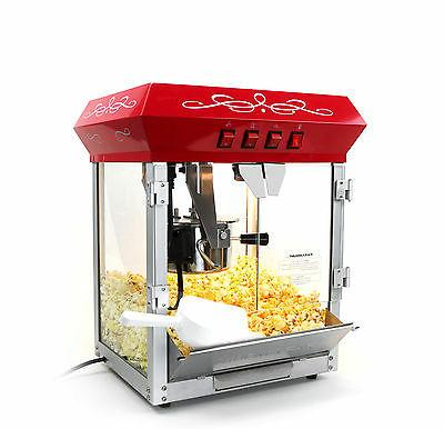 Paramount 6oz Popcorn Maker Machine - New Upgraded 6 oz Hot