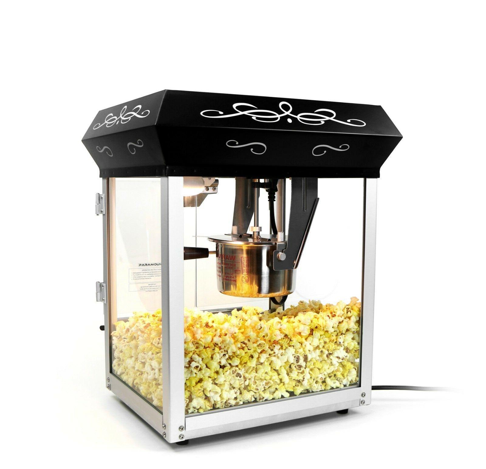 Paramount 6oz Machine Upgraded 6 Hot Popper