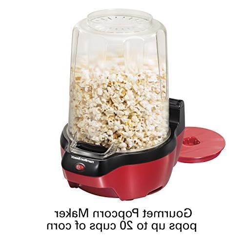 Hamilton Popcorn Red
